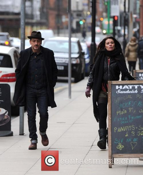 Chris Gascoyne and Alison King 8