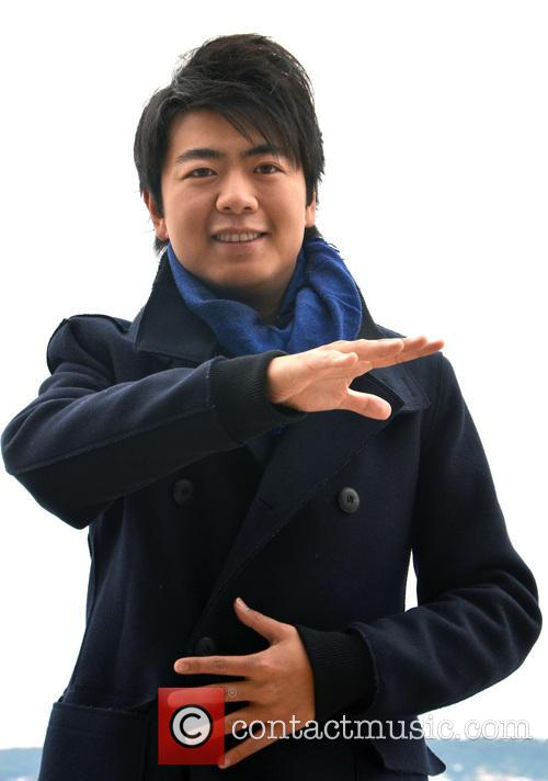 Lang Lang photocall at Midem Music Festival