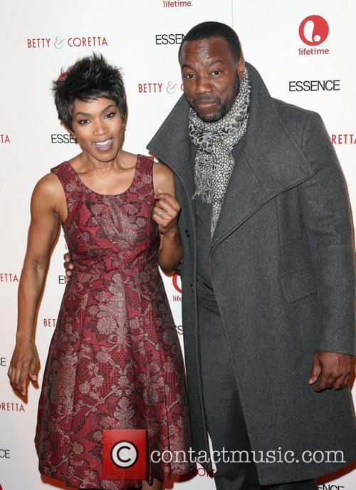 Angela Bassett and Malik Yoba