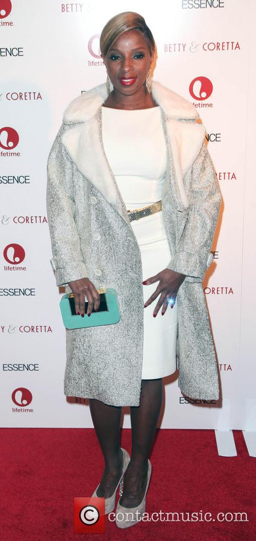 mary j blige premiere of 'betty coretta' 3473615