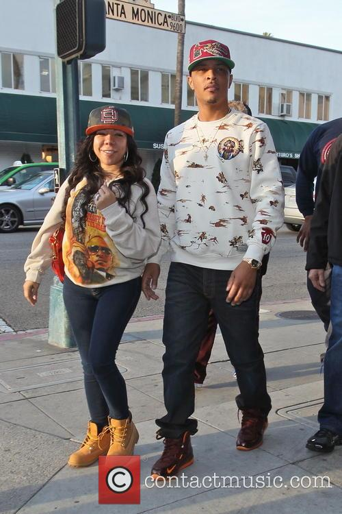 TI In Beverly Hills
