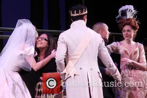 laura osnes santino fontana marla mindelle maria roca alan chau an on stage 3474052