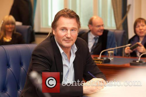 Liam Neeson, Freeman and Ballymena 10