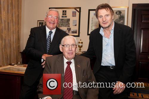 Liam Neeson and Ian Paisley 8