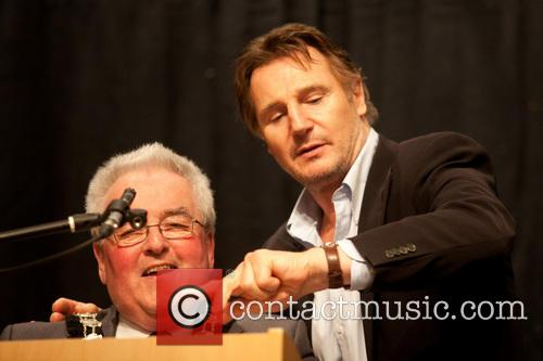 Liam Neeson and Mayor Alderman 7