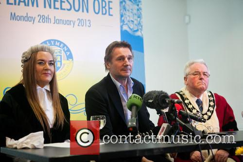 Liam Neeson, Mayor Alderman and P.j Mcavoy 5