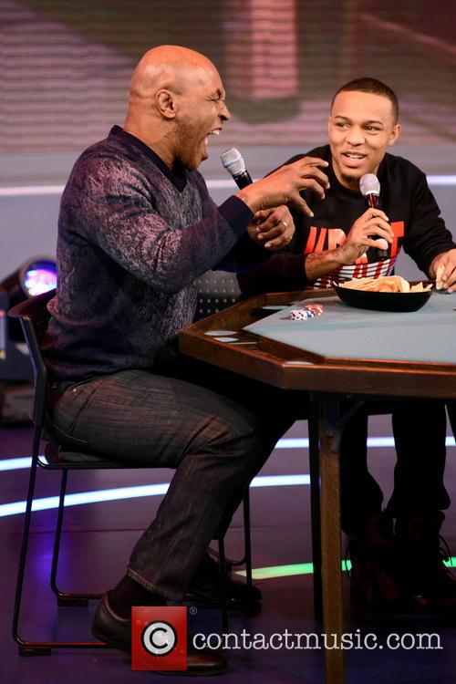 Mike Tyson and Bow Wow 6