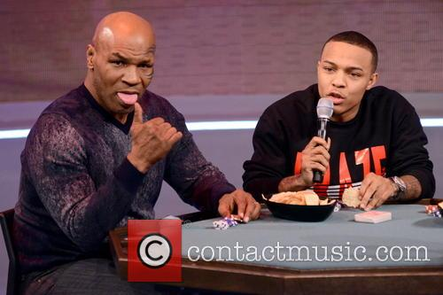 Mike Tyson and Bow Wow 11