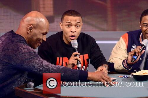 Mike Tyson and Bow Wow 9