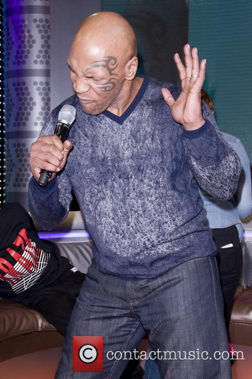 Mike Tyson 10