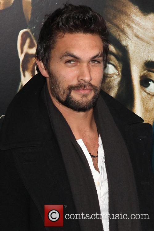Jason Momoa - Bullet to the Head Premiere New York City New York    Jason Momoa Bullet To The Head