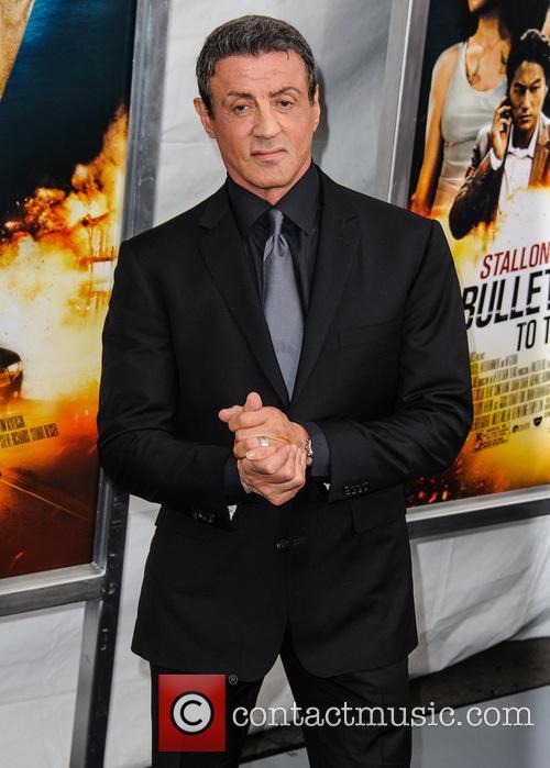 Sylvester Stallone Bullet to Bangkok