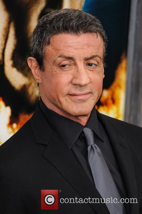 Sylvester Stallone, Bullet To The Head Premiere