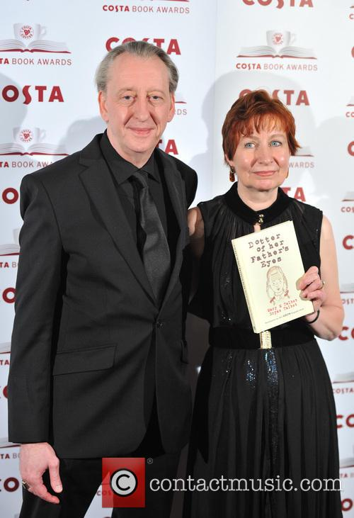 Costa Biography Award Winner, Mary Talbot, Bryan Talbot and Authors Of 'dotter Of Her Father's Eyes' 1
