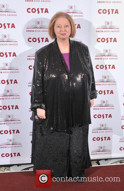 Costa First Novel Award Winner and Hilary Mantel Author Of 'bring Up The Bodies' 3
