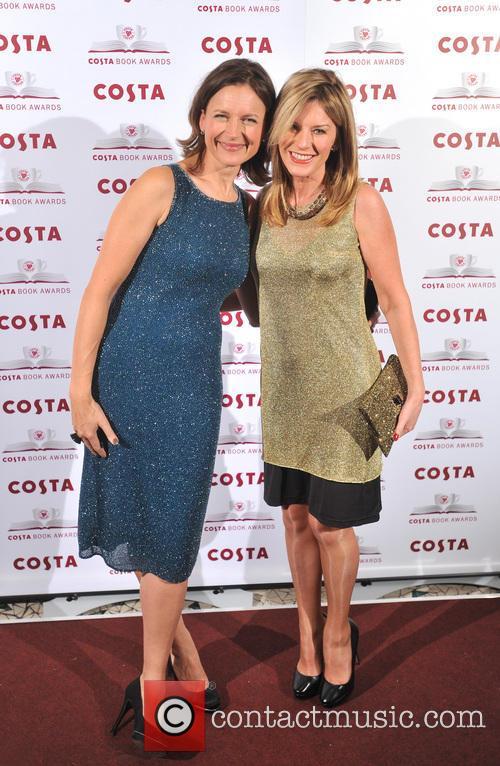 Katie Derham and Sophie Ward