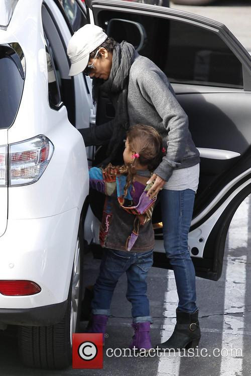 Halle Berry and Nahla Aubry 16