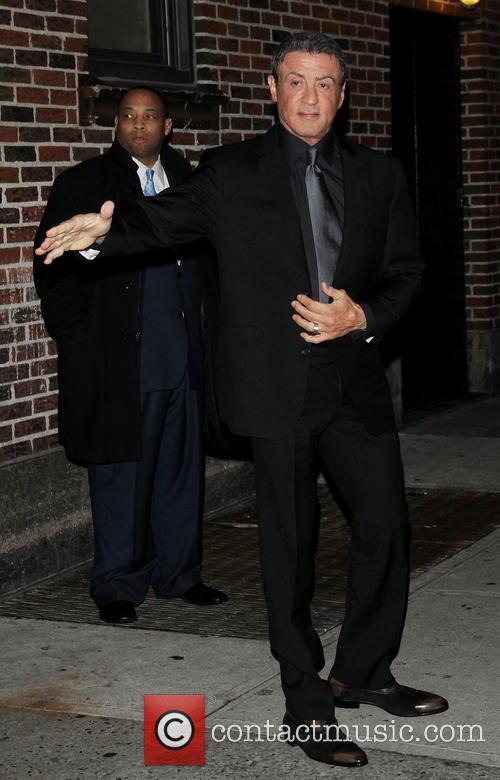 Sylvester Stallone 7