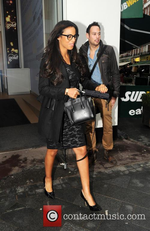 Rochelle Wiseman and Rochelle Humes 1