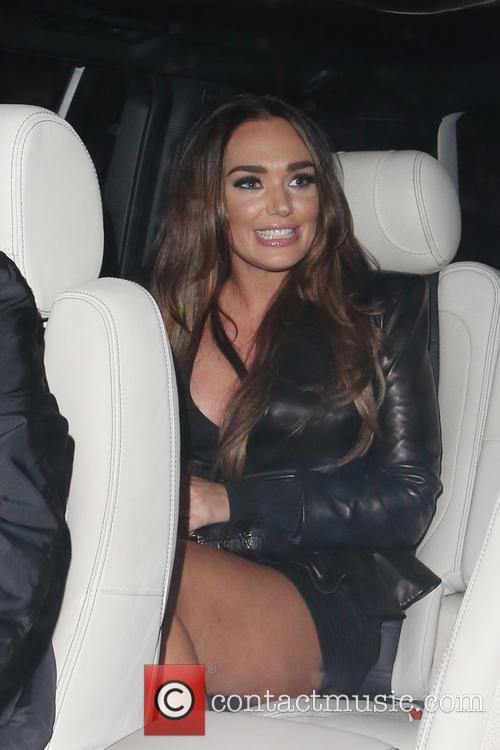 Tamara Ecclestone Leaving C London