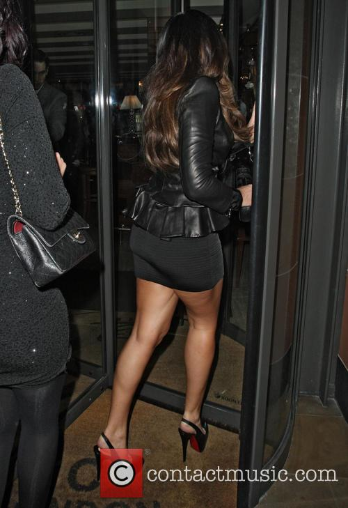 tamara ecclestone tamara ecclestone arriving at c london 3474452