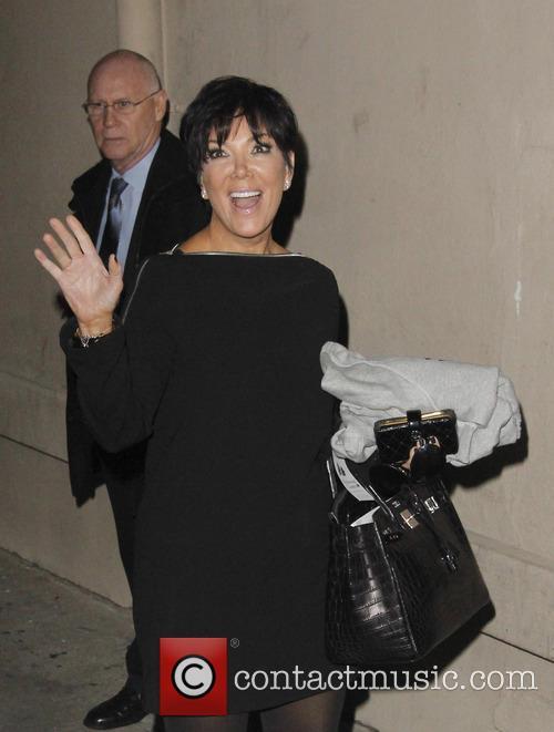 Kris Kardashian 1