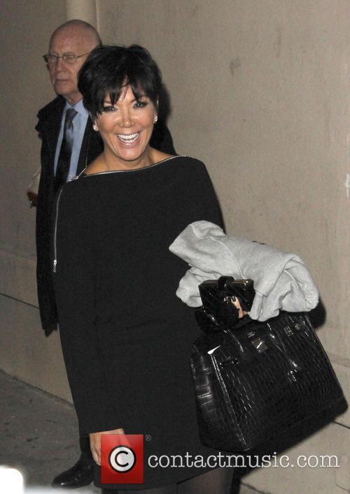 Kris Kardashian 2