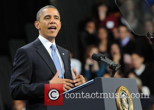 U.S. President Barack Obama delivers a speech on immigration reform
