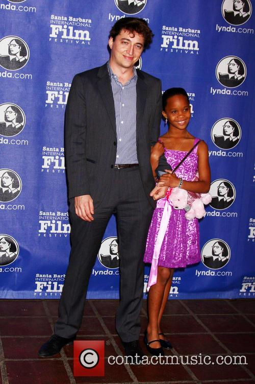 Benh Zeitlin and Quvenzhane Wallis
