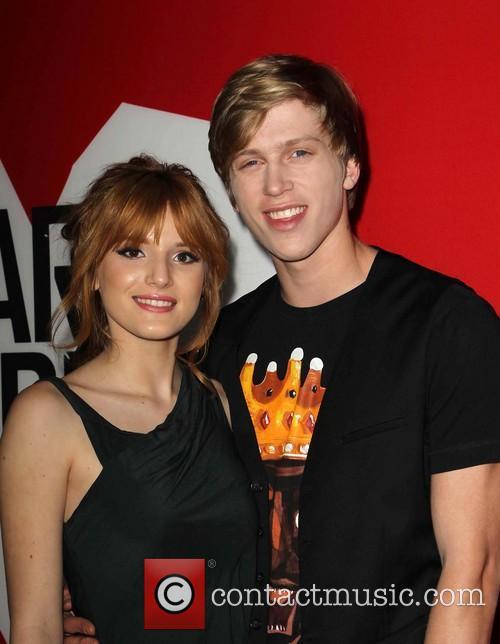 Bella Thorne and Tristan Klier 4