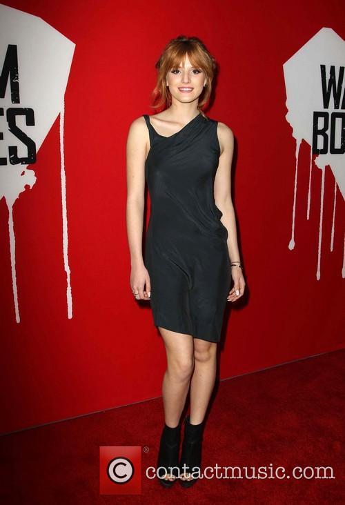 bella thorne warm bodies premiere red carpet 3474762