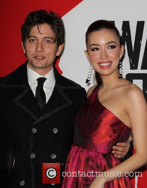 Jackson Rathbone and Christian Serratos 5