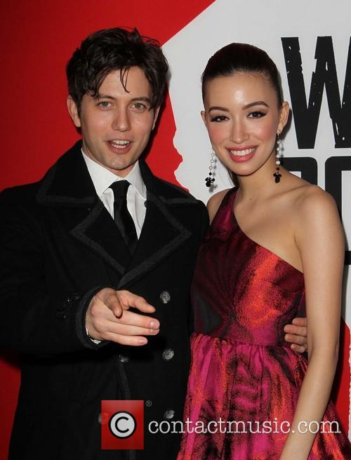 Jackson Rathbone and Christian Serratos 6
