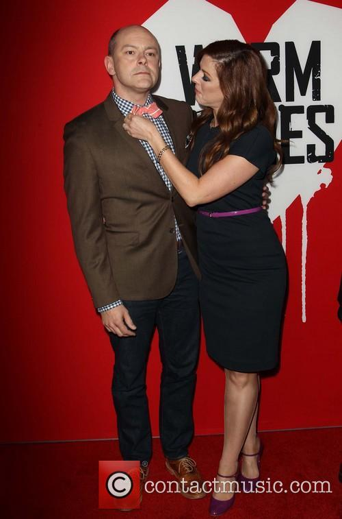Rob Corddry and Sandra Corddry 4