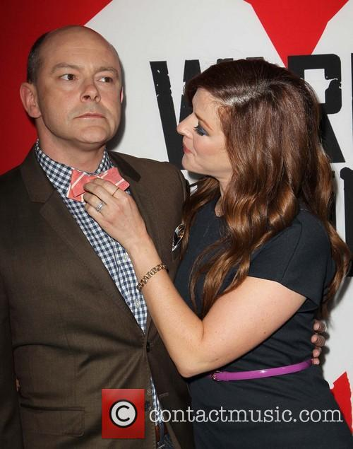Rob Corddry and Sandra Corddry 1