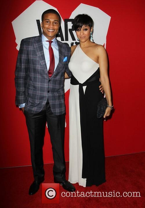 Tia Mowry and Cory Hardrict 4