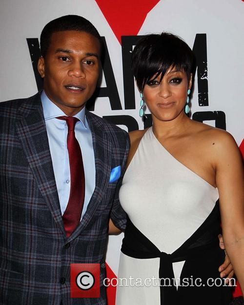 Tia Mowry and Cory Hardrict 5