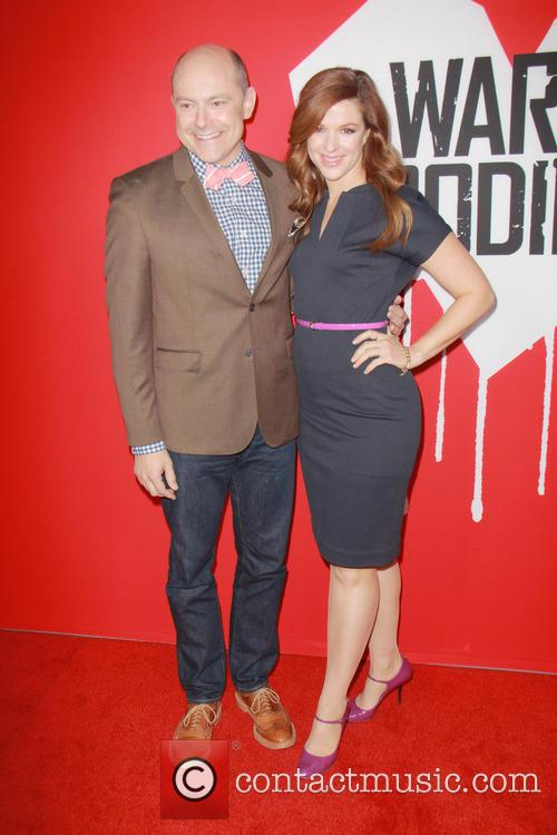 Rob Corddry and Sandra Corddry 7