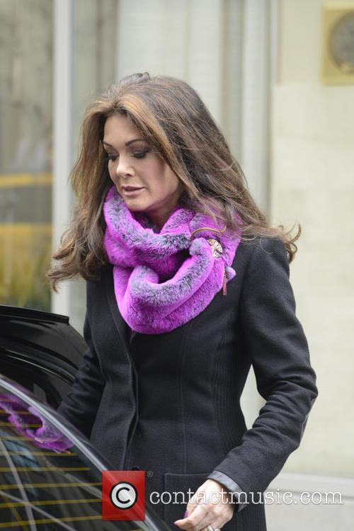 Lisa Vanderpump, Trump Soho Hotel New York