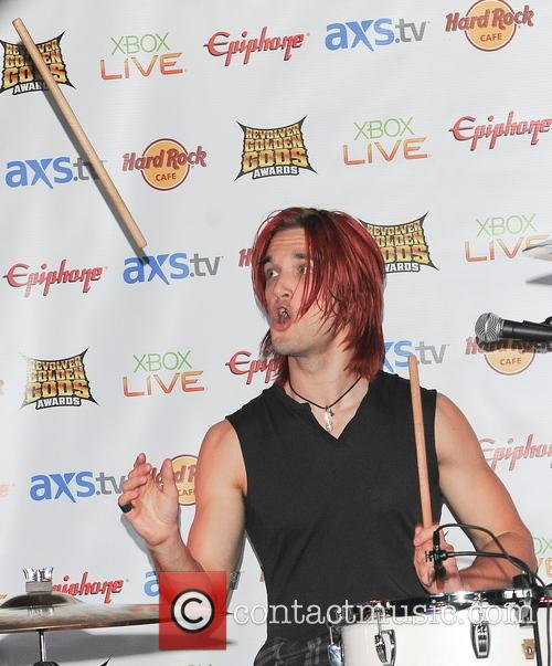 Halestorm and Arejay Hale 1