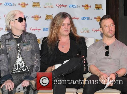 John 5, Sebastian Bach and Greg Puciato 1