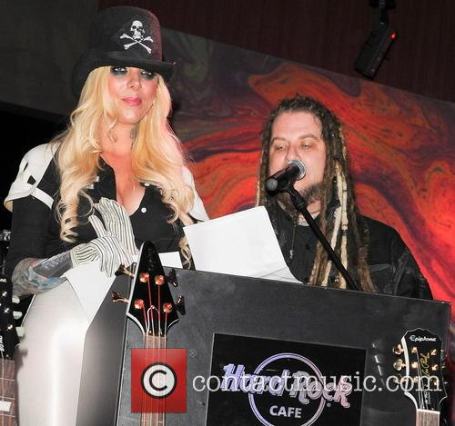 Maria Brink and Chris Howorth