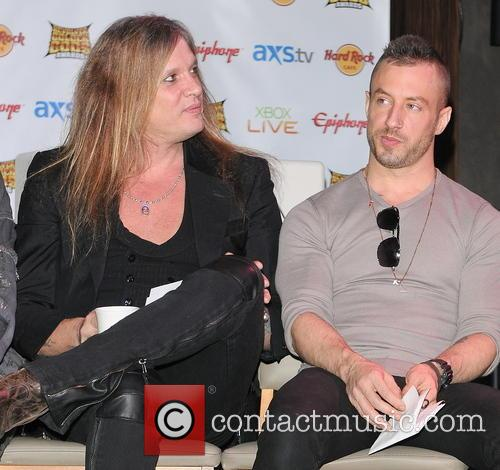 Sabastian Bach and Greg Puciato