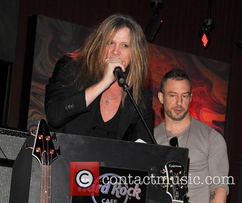 Sebastian Bach and Greg Puciato 2