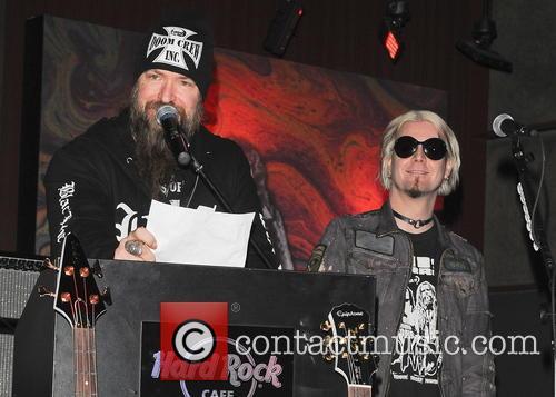 Zakk Wylde and John 5 3