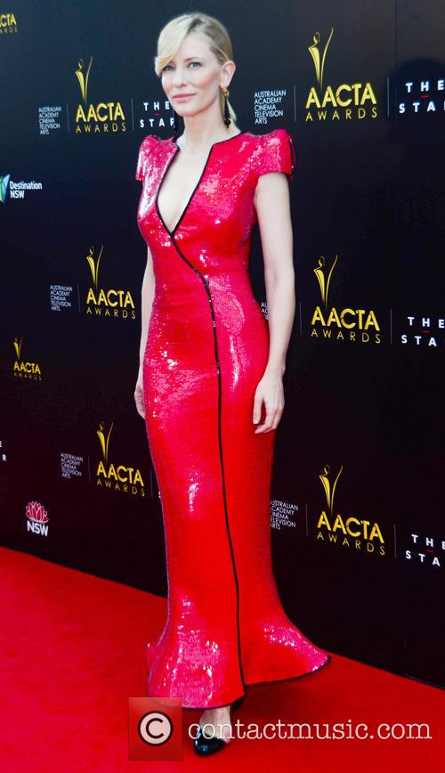 Cate Blanchett and Aacta Awards Ceremony 6