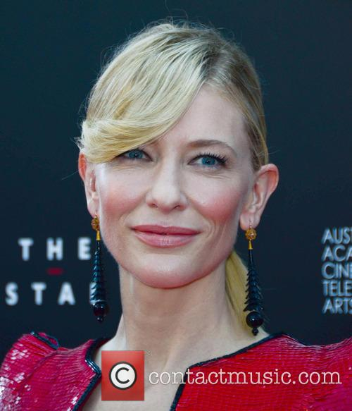 Cate Blanchett and Aacta Awards Ceremony 7