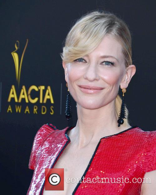 Cate Blanchett, THE STAR