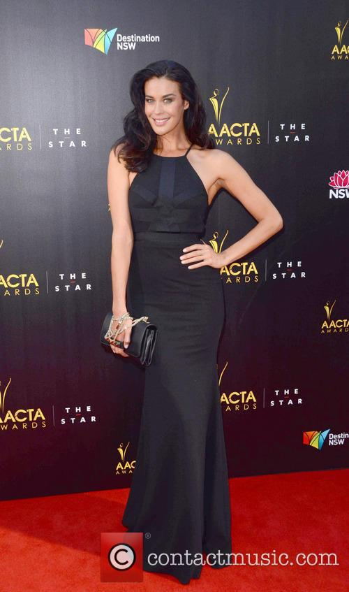 Megan Gale, THE STAR