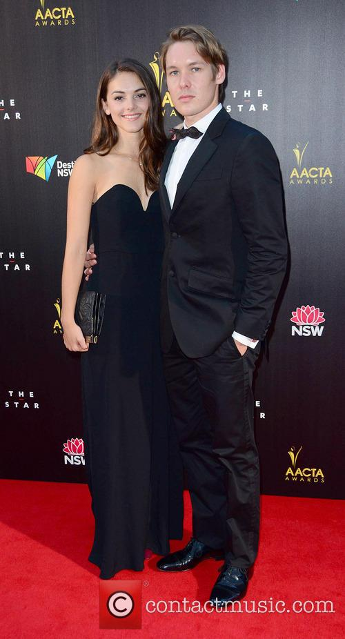 ALEX WILLIAMS, ROSE WHILEY, THE STAR, AACTA Awards